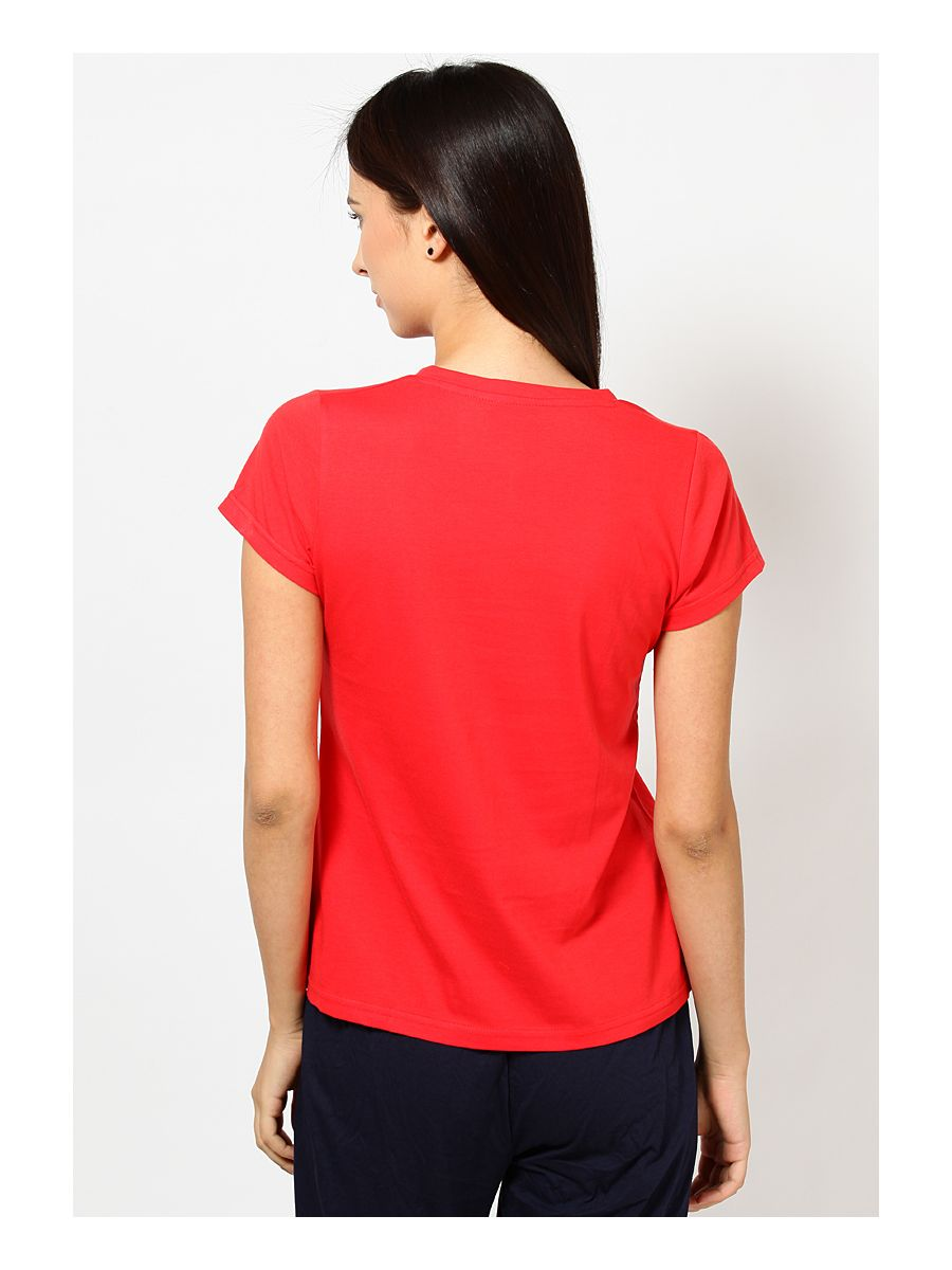 Buy the latest red v neck tee cheap shop fashion style with free shipping, and check out our daily updated new arrival red v neck tee at thritingetqay.cf
