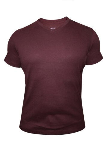 Uni Style Images Beet V Neck T Shirt at cilory