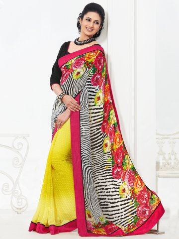 https://static8.cilory.com/127554-thickbox_default/saptrangi-off-white-yellow-printed-saree.jpg