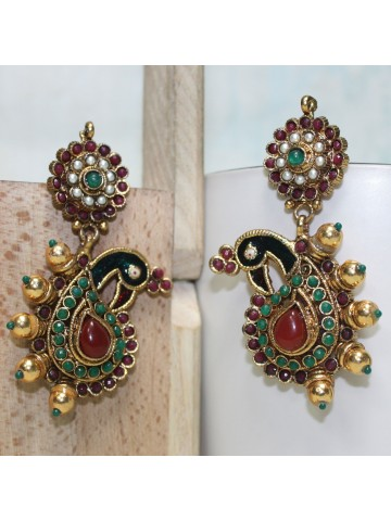 https://d38jde2cfwaolo.cloudfront.net/14766-thickbox_default/ethnic-polki-work-earrings-crafted-with-stone.jpg
