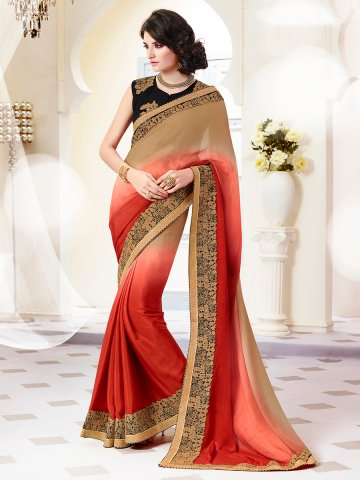 https://static8.cilory.com/148961-thickbox_default/designer-red-brown-party-wear-saree.jpg