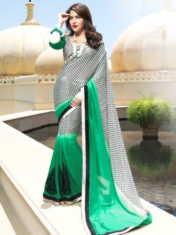 https://static4.cilory.com/163467-thickbox_default/sahiba-green-white-georgette-saree.jpg
