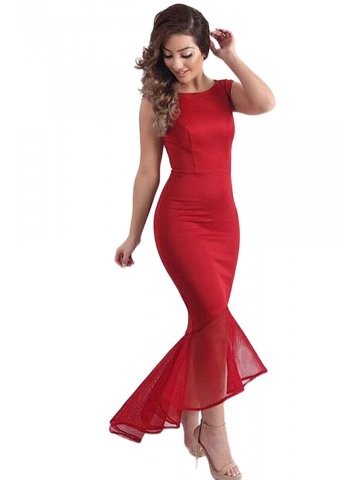 https://static5.cilory.com/168175-thickbox_default/red-tulle-fishtail-sleeveless-long-party-dress.jpg