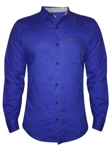 https://static2.cilory.com/184346-thickbox_default/spykar-royal-blue-casual-linen-shirt.jpg