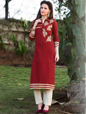 https://static3.cilory.com/193392-thickbox_default/kajree-brown-cotton-embroidered-kurti.jpg