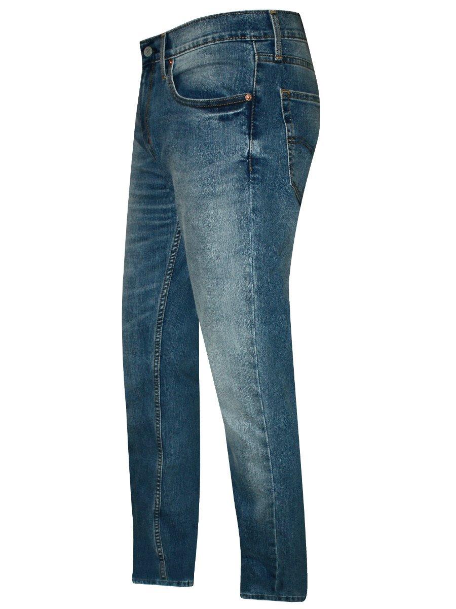 levis 511 blue slim stretch jeans 18298 0136. Black Bedroom Furniture Sets. Home Design Ideas