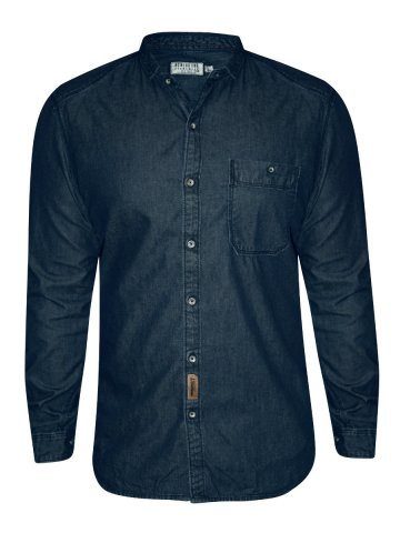 https://d38jde2cfwaolo.cloudfront.net/212427-thickbox_default/numero-uno-navy-casual-denim-shirt.jpg