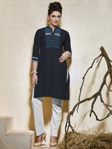 https://static1.cilory.com/213538-thickbox_default/raga-navy-blue-cotton-kurti.jpg