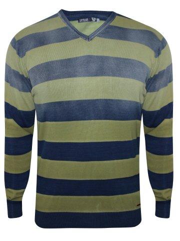https://static.cilory.com/217776-thickbox_default/spykar-green-blue-v-neck-sweater.jpg