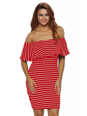 https://static4.cilory.com/235411-thickbox_default/red-white-striped-off-shoulder-bodycon-dress.jpg
