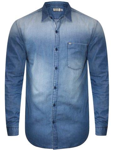b0ee335330  Numero Uno Pure Cotton Light Blue Denim Shirt.  https   static9.cilory.com 244337-thickbox default numero-
