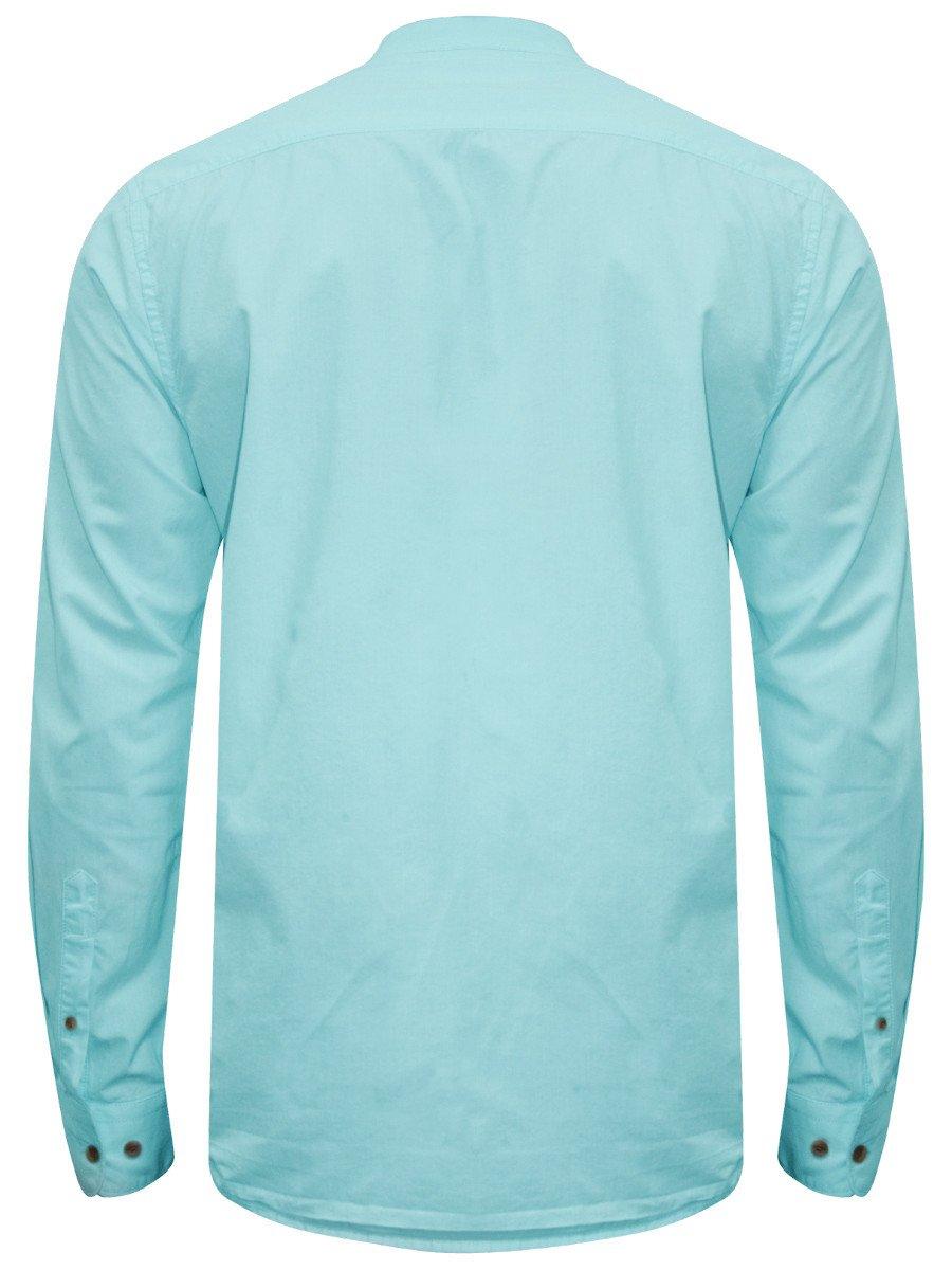 peter england sky blue casual shirt esf31702816 f