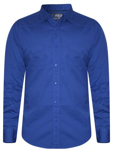 https://static5.cilory.com/260148-thickbox_default/spykar-men-s-royal-blue-shirt.jpg