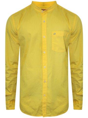 https://static.cilory.com/273507-thickbox_default/londonbridge-yellow-casual-shirt.jpg