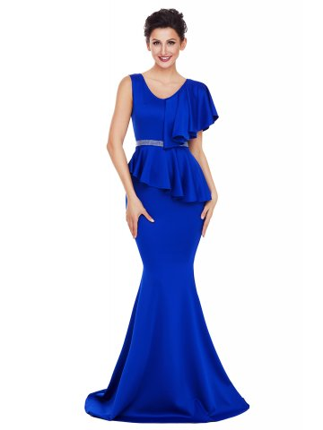 https://static5.cilory.com/308268-thickbox_default/royal-blue-asymmetric-ruffle-peplum-mermaid-party-dress.jpg