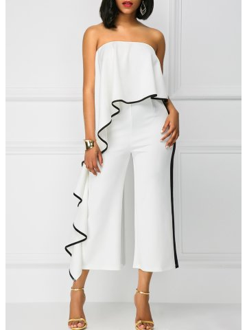 https://static6.cilory.com/311079-thickbox_default/strapless-white-overlay-jumpsuit-with-black-trim.jpg
