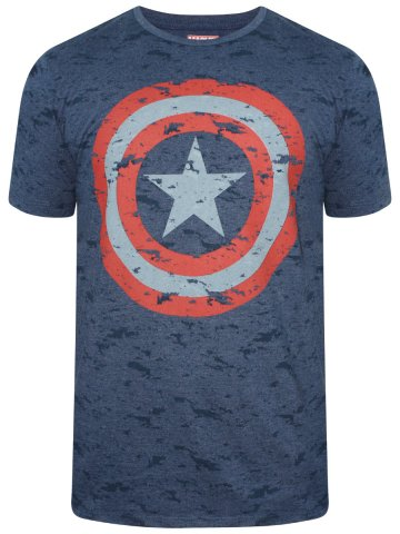 https://static2.cilory.com/313840-thickbox_default/captain-america-blue-melange-round-neck-t-shirt.jpg
