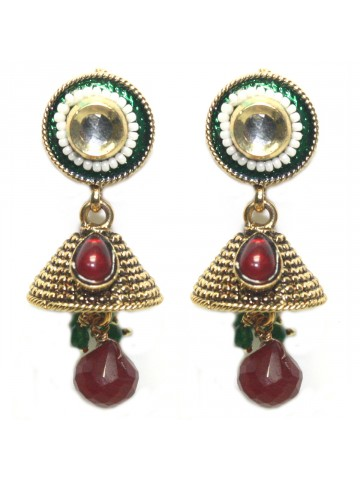 https://static2.cilory.com/32197-thickbox_default/elegant-polki-work-earring-carved-with-stone-and-beads.jpg