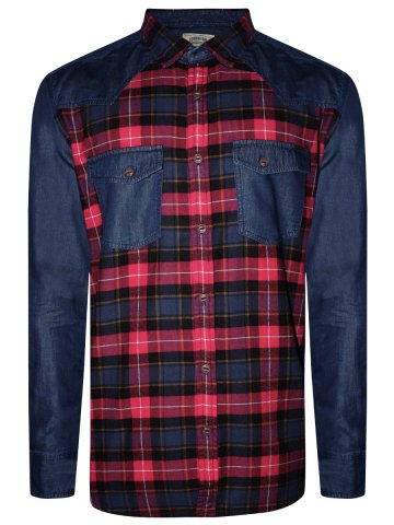 https://static5.cilory.com/348783-thickbox_default/numero-uno-navy-red-casual-check-shirt.jpg