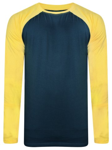 https://static8.cilory.com/375006-thickbox_default/no-logo-octane-blue-yellow-raglan-sleeves-t-shirt.jpg