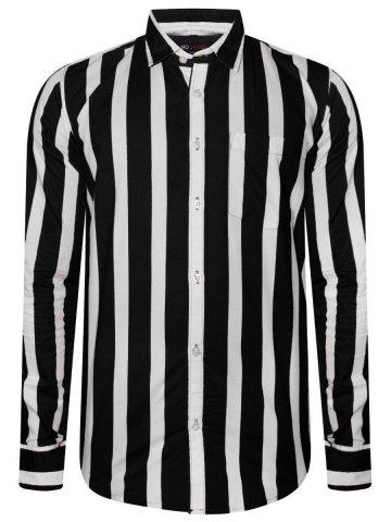 https://static5.cilory.com/394722-thickbox_default/nologo-pure-cotton-black-white-shirt.jpg