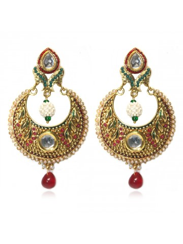 https://static7.cilory.com/39788-thickbox_default/elegant-polki-work-earrings-engraved-with-meena-and-beads.jpg