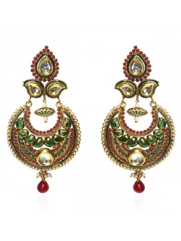 https://static7.cilory.com/39824-thickbox_default/elegant-polki-work-earrings-engraved-with-meena-and-beads.jpg