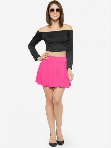 https://static5.cilory.com/407024-thickbox_default/high-waist-flared-pink-knit-skater-mini-skirt.jpg