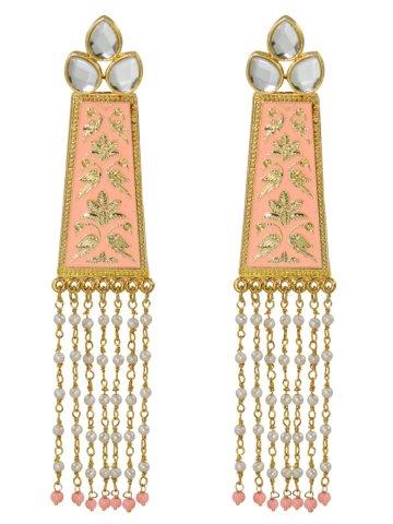 https://static8.cilory.com/407226-thickbox_default/golden-peach-meenakari-work-earrings.jpg