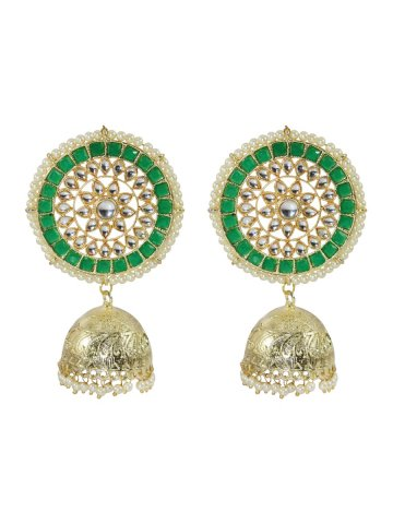 https://static4.cilory.com/407234-thickbox_default/golden-green-meenakari-work-earrings.jpg