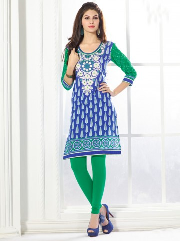 https://static2.cilory.com/74136-thickbox_default/eternal-designer-pure-cambric-cotton-blue-kurti.jpg