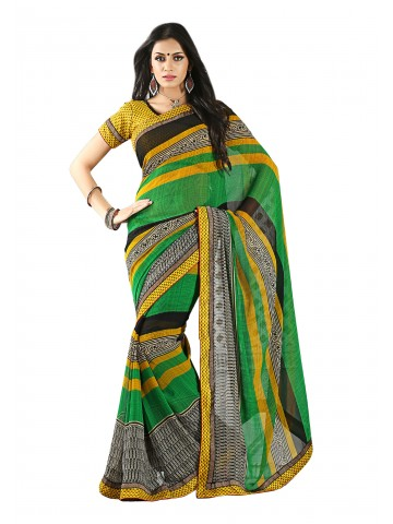 https://static7.cilory.com/87163-thickbox_default/fabdeal-heavy-georgette-printed-green-saree.jpg