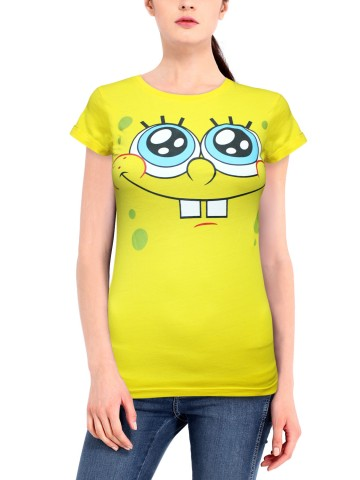 https://static.cilory.com/91334-thickbox_default/sponge-bob-half-sleeve-crew-neck-tee.jpg
